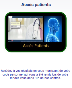 acces-patients