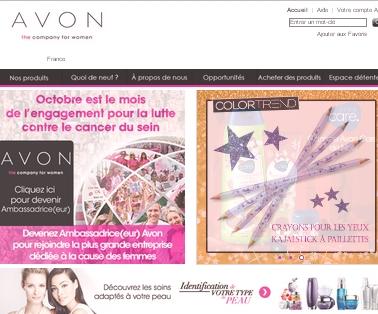 Avon.fr