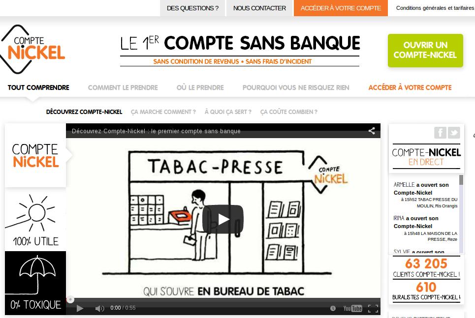 Compte Nickel.fr