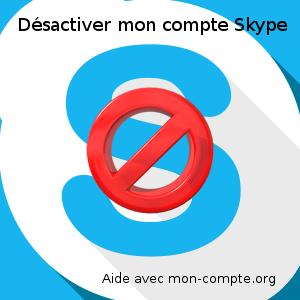 Désactiver skype