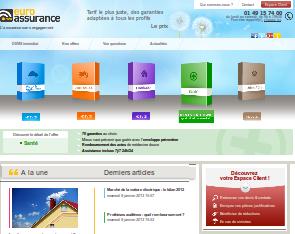euro assurance mon compte espace client sur www euro. Black Bedroom Furniture Sets. Home Design Ideas
