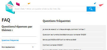 faq engie