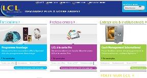 site lcl.fr