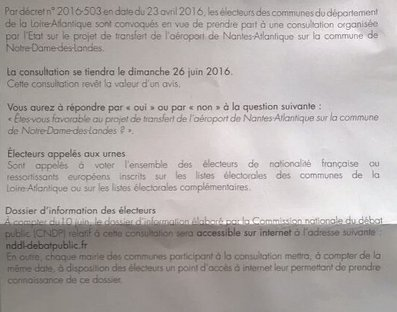 Lettre CNDP