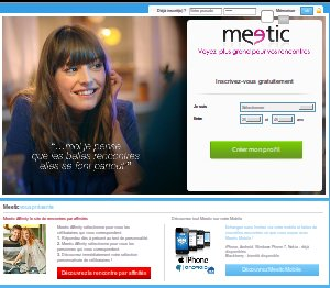 Meetic fr site officiel