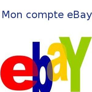 Mon compte ebay