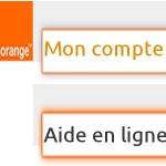 Mon compte orange