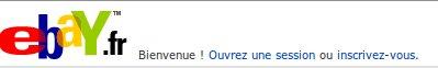 Ouvrir un compte ebay.fr