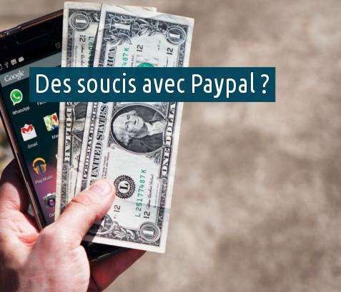 Problèmes avec Paypal
