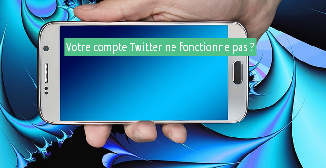 erreurs avec twitter