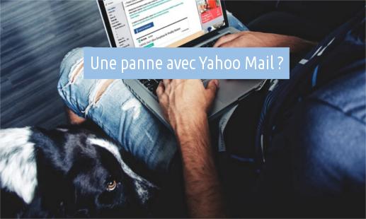 panne yahoo mail