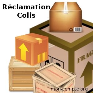 reclamation faire une r clamation pour mon colis. Black Bedroom Furniture Sets. Home Design Ideas